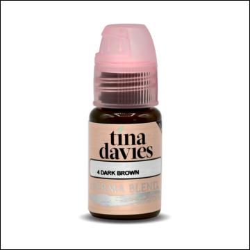 Perma Blend - Tina Davies - Dark Brown  (15ml)