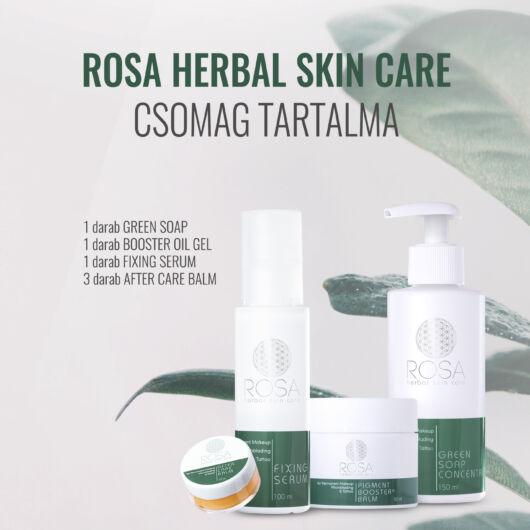 Rosa Herbal Skin Care kis csomag