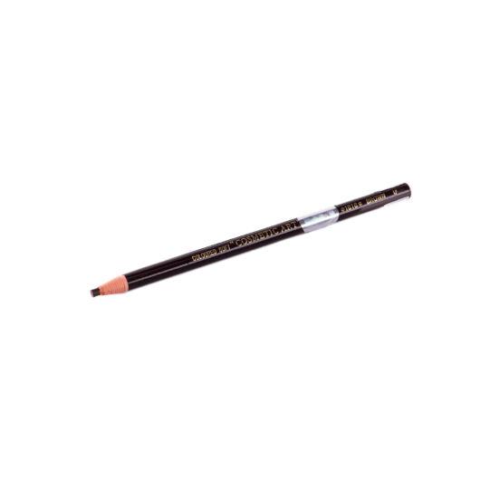 Sötét barna előrajzoló ceruza
