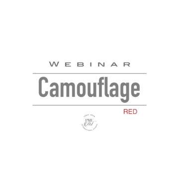 Camouflage RED Webinar