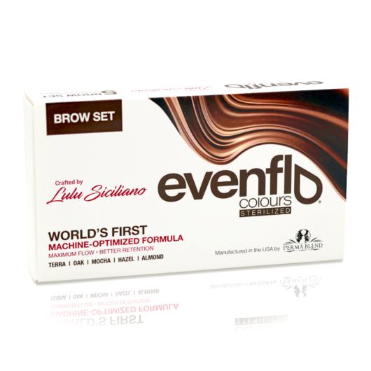 Evenflo Brow Lip Set 5x15 ml